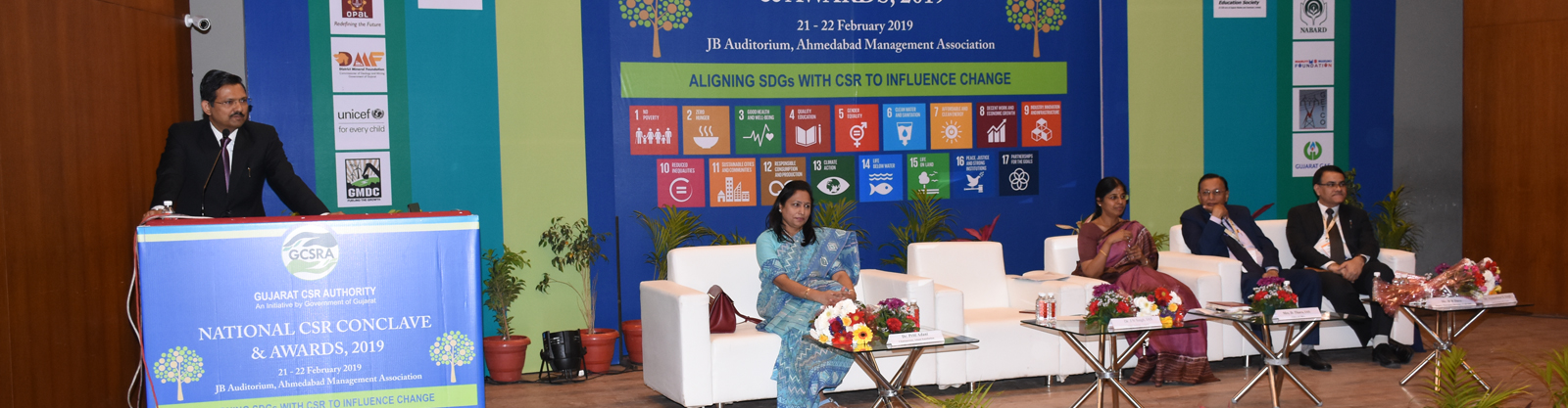 National CSR Conclave and Awards 2019