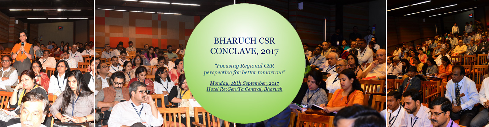 Bharuch CSR Conclave