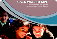 View Seven Ways to Give Brochure