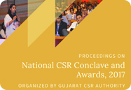 View Proceedings of National CSR Conclave & Awards, 2017